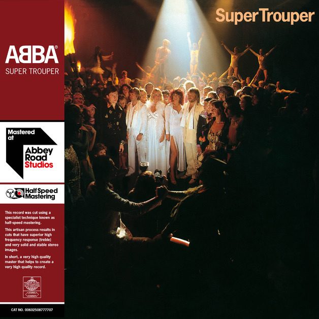 Super Trouper Half Speed (Limited Edition) by ABBA