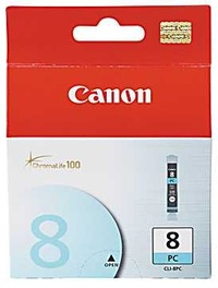 Canon Ink Cartridge - CLI8PC Photo (Cyan) image
