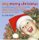 Sing Merry Christmas by Julie Wylie