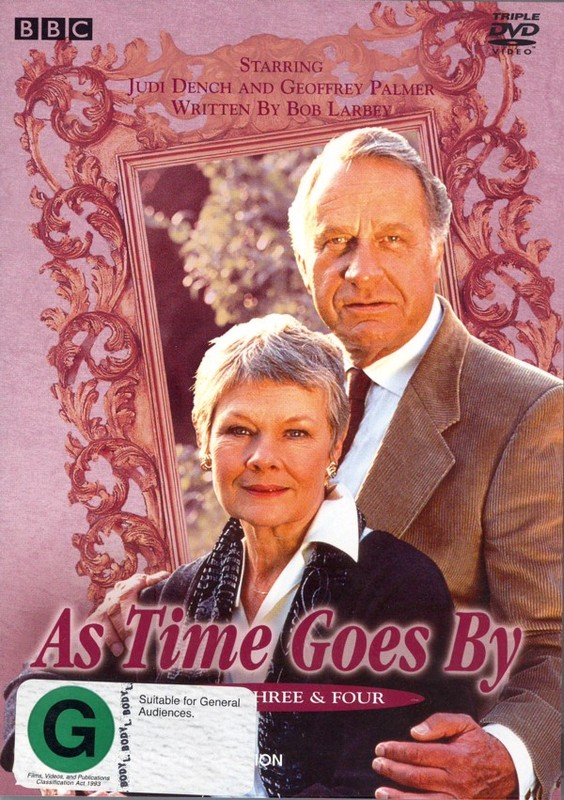 As Time Goes By - Series 3 & 4 (3 Disc) on DVD