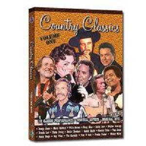 Country Classics Vol.1 on DVD