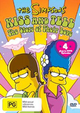 The Simpsons - Kiss & Tell DVD
