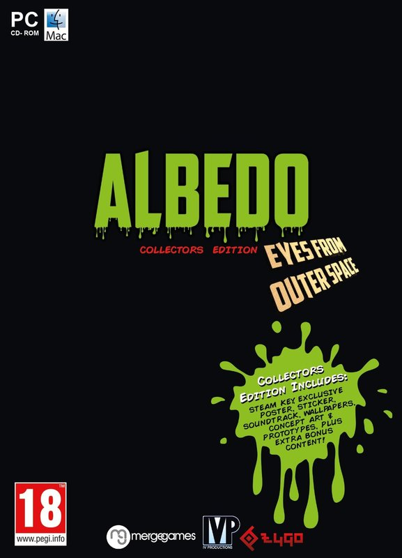 Albedo: Eyes from Outer Space Collector's Edition for PC