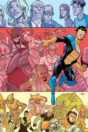 Invincible Volume 3: Perfect Strangers by Robert Kirkman