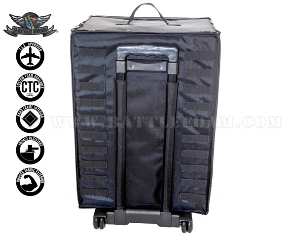 P.A.C.K. 1520 XL Molle Full Pluck Foam Load Out (Black) image