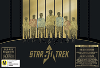Star Trek - 50th Anniversary TV and Movie Collection on Blu-ray