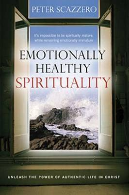 Emotionally Healthy Spirituality by Peter Scazzero image