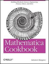 Mathematica Cookbook by Salvatore Mangano image