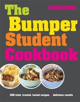Bumper Student Cookbook by Good Housekeeping Institute image
