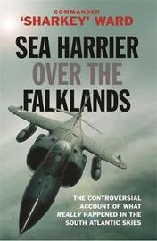 Sea Harrier Over The Falklands by Sharkey Ward