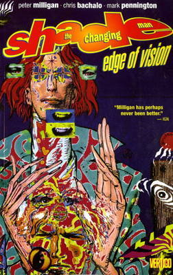Shade, the Changing Man: v. 2 by Bill Jaska image