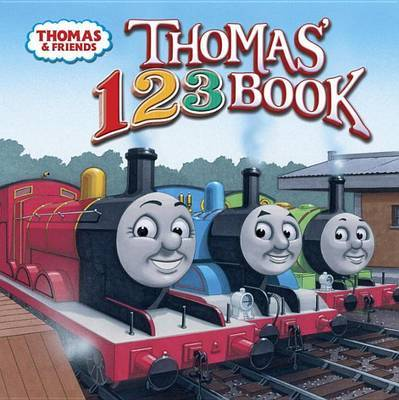 Thomas' 123 Book (Thomas & Friends) by W. Awdry