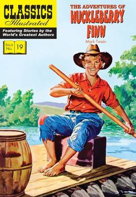 Adventures of Huckleberry Finn, The by Mark Twain ) image