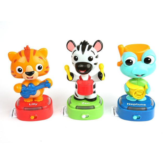Baby Einstein: Bobble Beats (Assorted Designs)