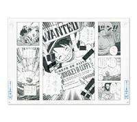 One Piece - Manga Manuscript Replica: 1.5Billion!! (B3) image