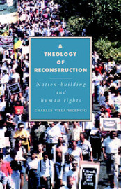 Cambridge Studies in Ideology and Religion: Series Number 1 by Charles Villa-Vicencio image