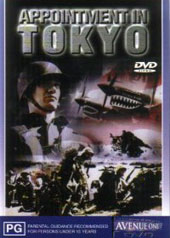 Appointment In Tokyo on DVD