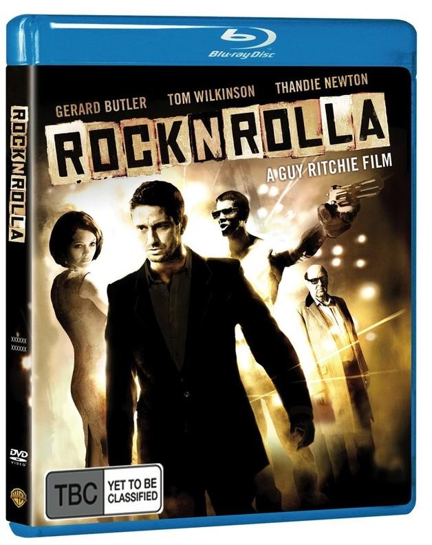 RocknRolla on Blu-ray