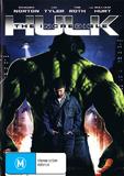 The Incredible Hulk (2008) DVD