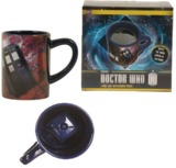 Doctor Who Hidden TARDIS Mug