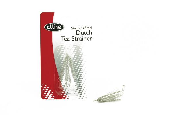 Dutch Teapot Strainer