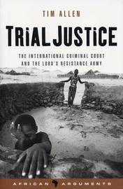 Trial Justice by Tim Allen image