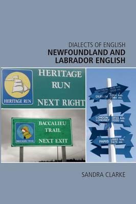 Newfoundland and Labrador English by Sandra Clarke image