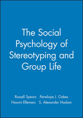 The Social Psychology of Stereotyping and Group Life image