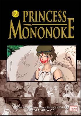Princess Mononoke Film Comic, Vol. 2 by Hayao Miyazaki