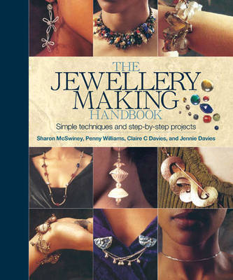 The Jewellery Making Handbook by Sharon McSwiney image