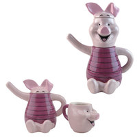 Winnie the Pooh: Piglet Tea for One Set