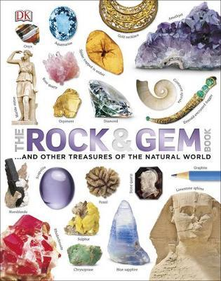 The Rock and Gem Book by Dan Green