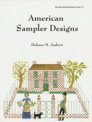 American Sampler Designs by Delores M Andrew image