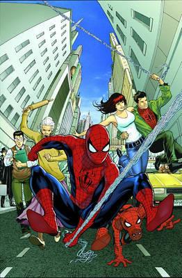 Spider-Man by J.M. DeMatteis image