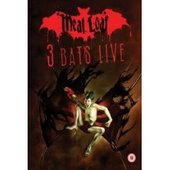 Meat Loaf - 3 Bats Live (2 Disc Set) on DVD