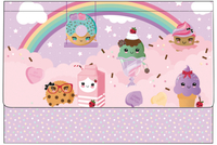 Spencil: Everyday is Sundae - A4 Document Wallet