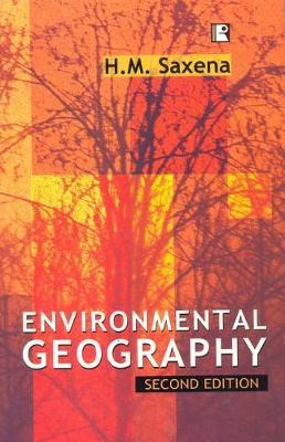 Environmental Geography by Hm Saxena image