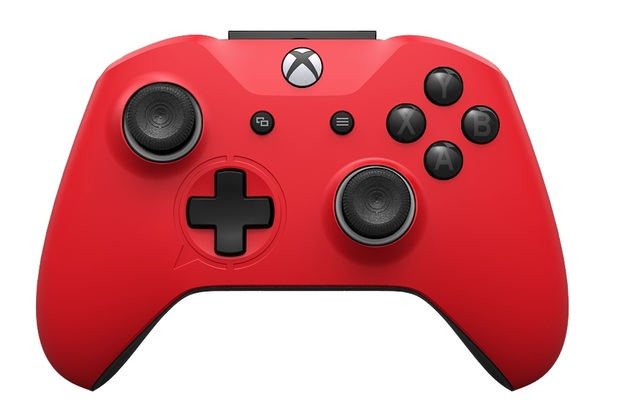SCUF Prestige Gaming Controller - Red for Xbox One