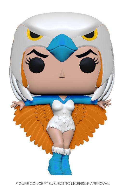 MOTU: Sorceress - Pop! Vinyl Figure