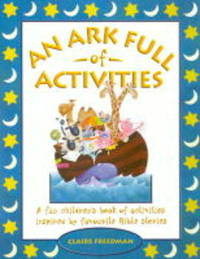 An Ark Full of Activities by Claire Freedman image