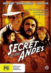 Secret Of The Andes on DVD