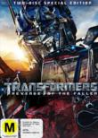 Transformers 2: Revenge of the Fallen - Special Steelbook Edition (2 Disc Set) on DVD