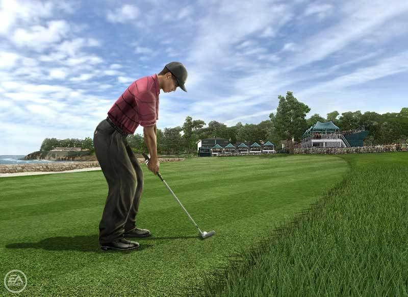 Tiger Woods PGA Tour 06 for Xbox 360 image