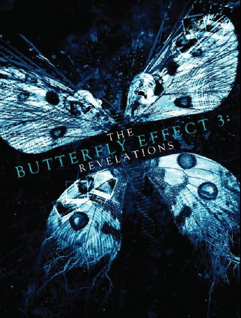 The Butterfly Effect 3 - Revelations on DVD
