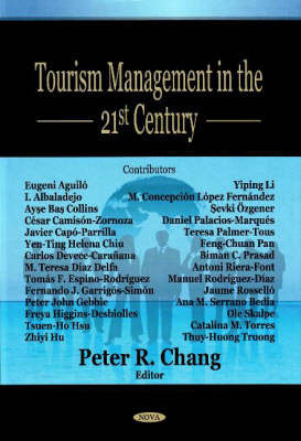 Tourism Management in the 21st Century