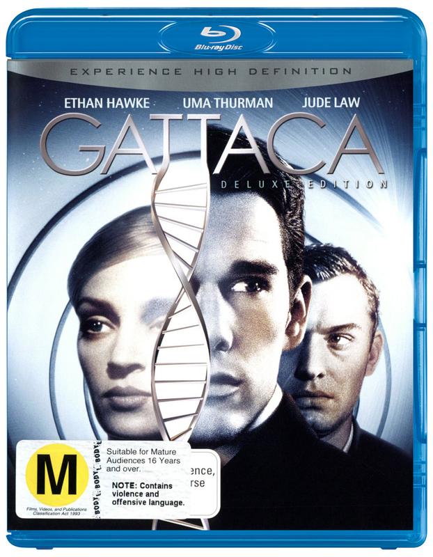Gattaca on Blu-ray