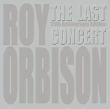 Roy Orbison The Last Concert (DVD / CD 25th Anniversary Edition) DVD