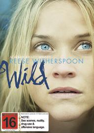 Wild on DVD