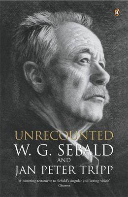 Unrecounted by W.G. Sebald