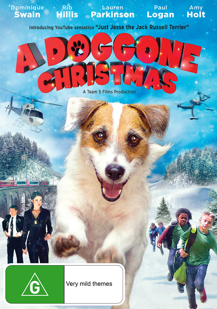A Doggone Christmas on DVD image